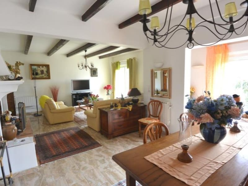 Vente maison / villa Eguilles 640 000€ - Photo 4