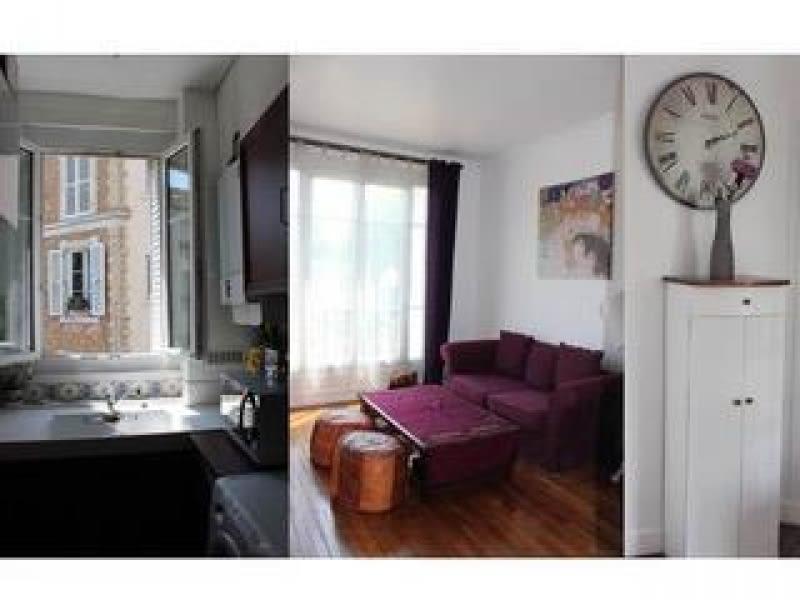 Location appartement Asnieres sur seine 1282€ CC - Photo 1