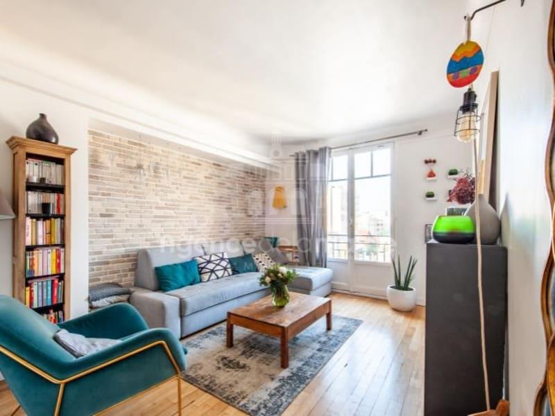 Sale apartment Asnieres sur seine 620000€ - Picture 2