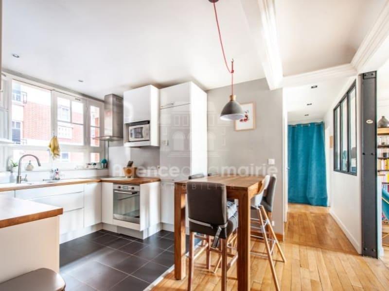 Sale apartment Asnieres sur seine 620000€ - Picture 3