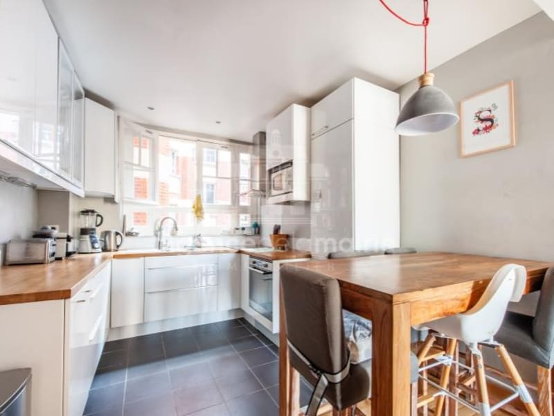 Sale apartment Asnieres sur seine 620000€ - Picture 4