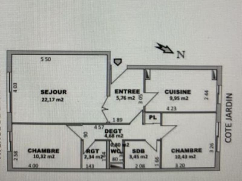Sale apartment Asnieres sur seine 515 000€ - Picture 6