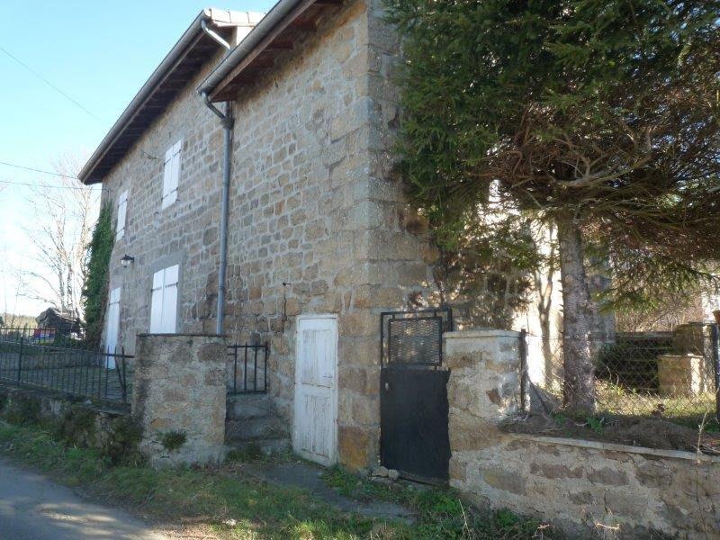 Vente maison / villa Lapte 114000€ - Photo 2