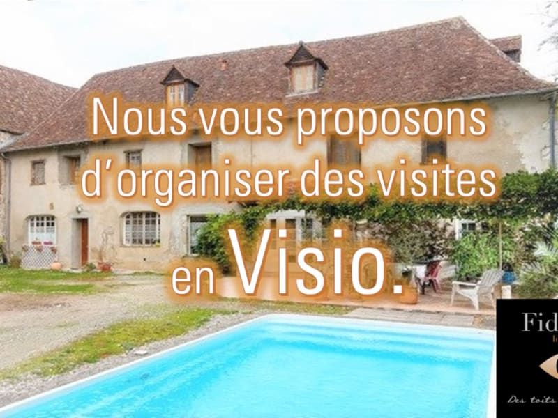 Sale house / villa Orthez 368500€ - Picture 1