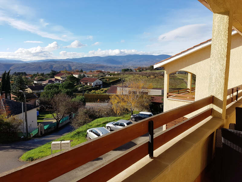 Rental apartment Le peage de roussillon 665€ CC - Picture 6