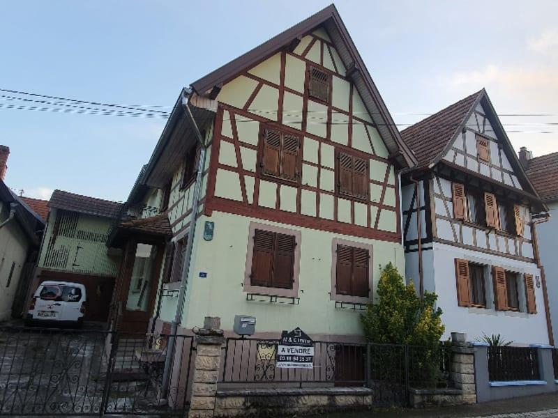 Sale house / villa Ohlungen 210000€ - Picture 1