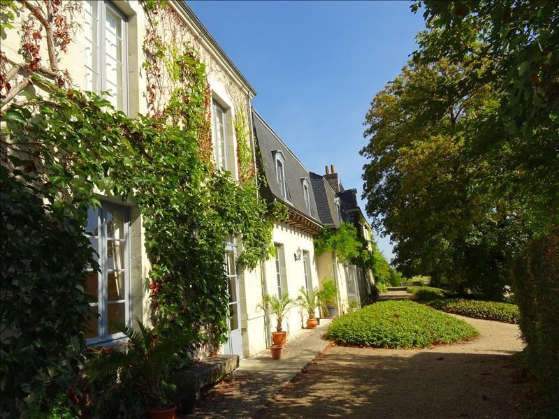 Deluxe sale house / villa Azay le rideau 1298000€ - Picture 2