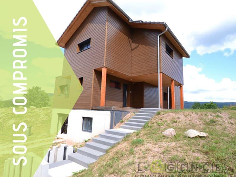 Vente maison / villa Provencheres sur fave 295000€ - Photo 1