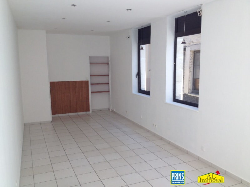 Location maison / villa Aire sur la lys 420€ CC - Photo 1