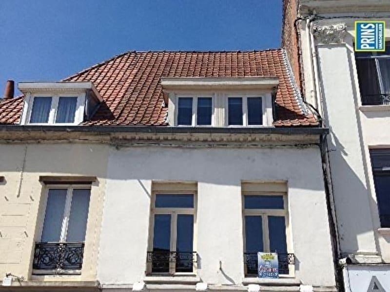 Rental apartment Aire sur la lys 595€ CC - Picture 3