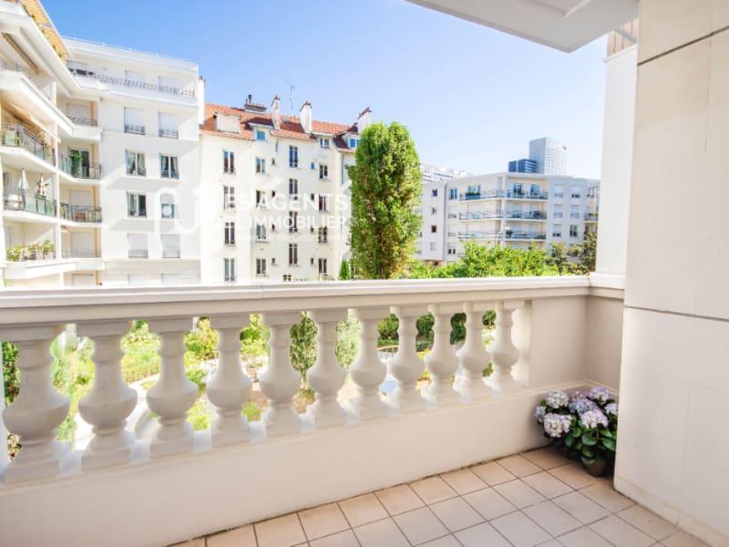 Verkauf von luxusobjekt wohnung Courbevoie 970000€ - Fotografie 3