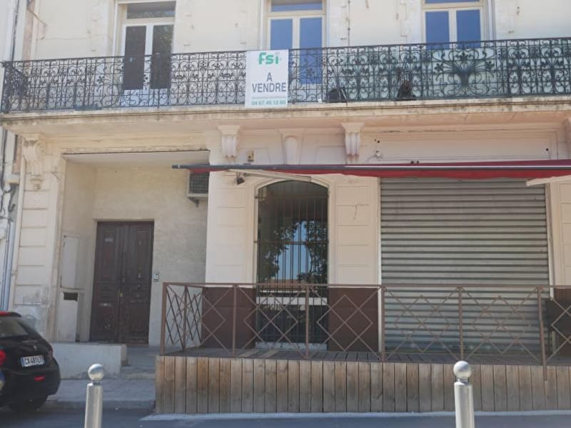 Sale empty room/storage Beziers 108 000€ - Picture 1