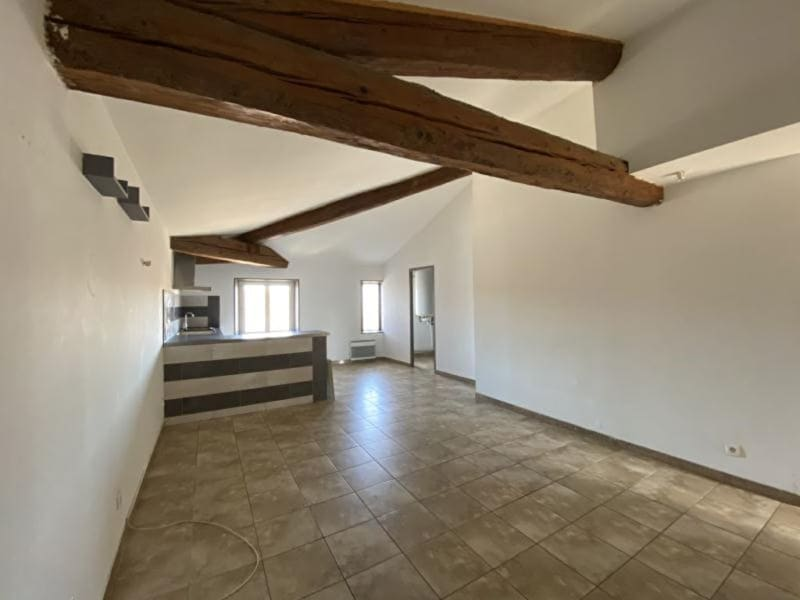 Sale apartment Maraussan 77000€ - Picture 1