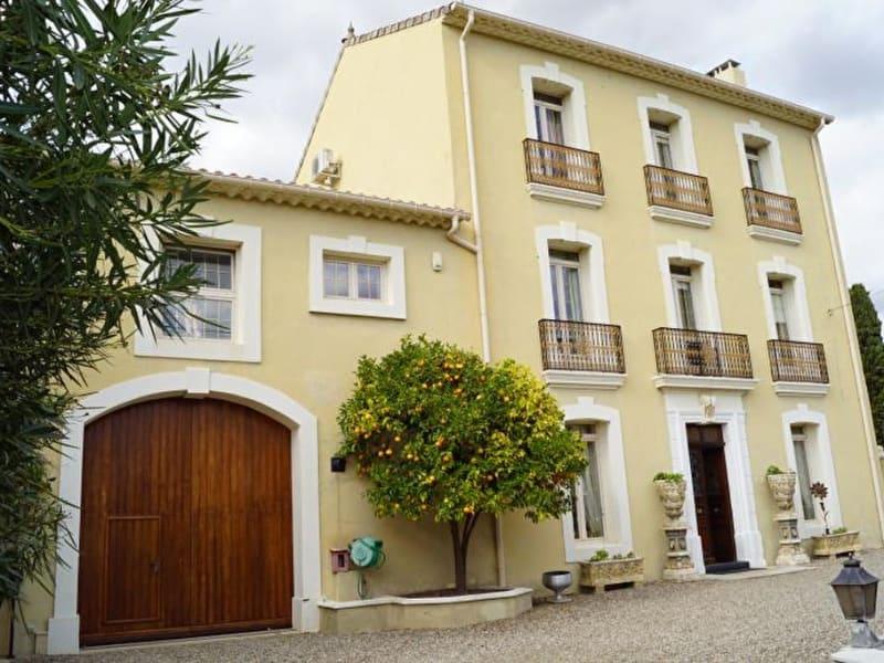Sale house / villa Thezan les beziers 695000€ - Picture 1