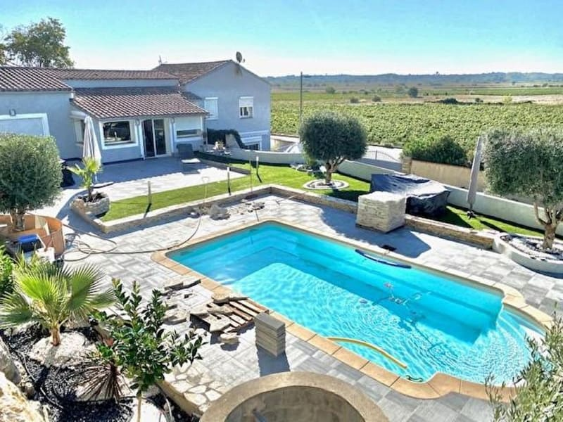 Sale house / villa Montady 395 000€ - Picture 1