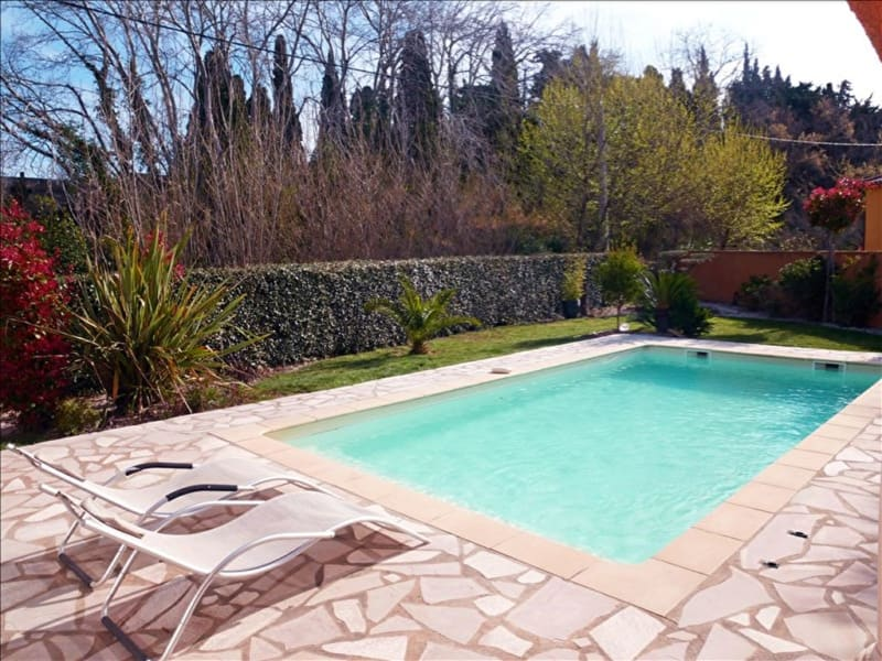 Sale house / villa Corneilhan 399000€ - Picture 2