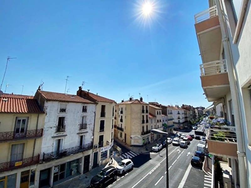 Sale apartment Beziers 147 000€ - Picture 1