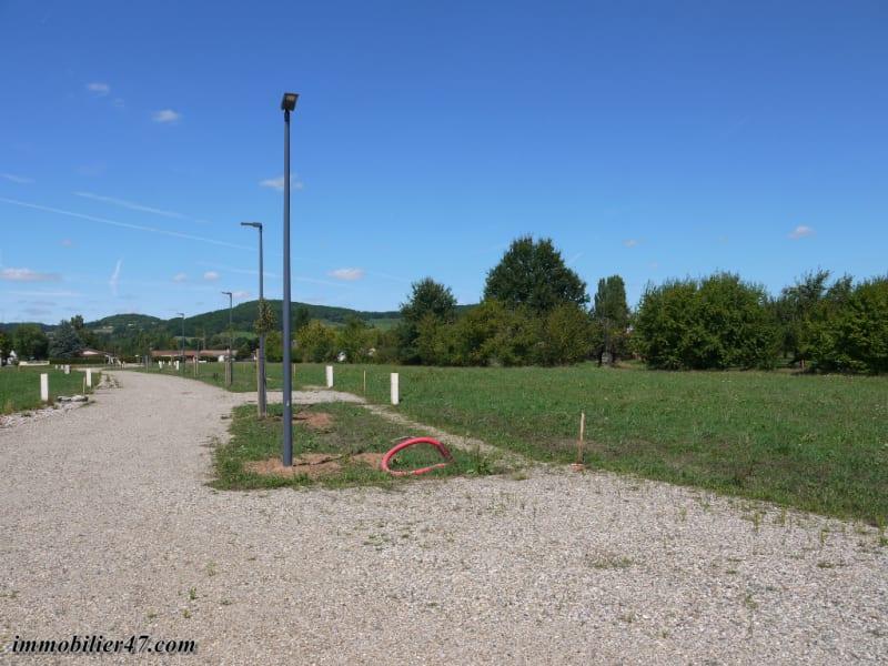Verkoop  stukken grond Castelmoron sur lot 33000€ - Foto 6