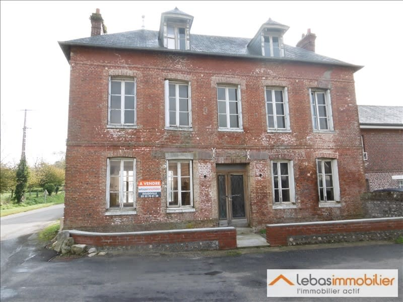Vente maison / villa Doudeville 88 000€ - Photo 1