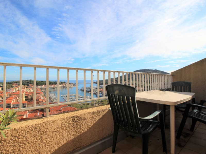 Sale apartment Port vendres 129 600€ - Picture 1