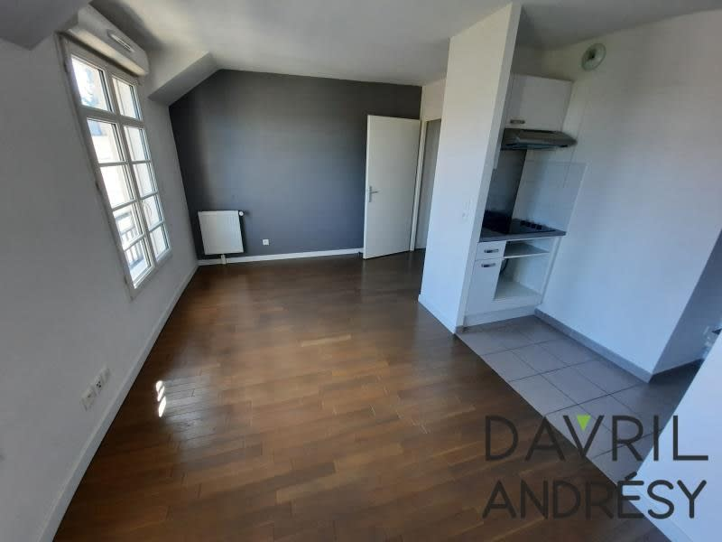Rental apartment Andresy 914€ CC - Picture 3