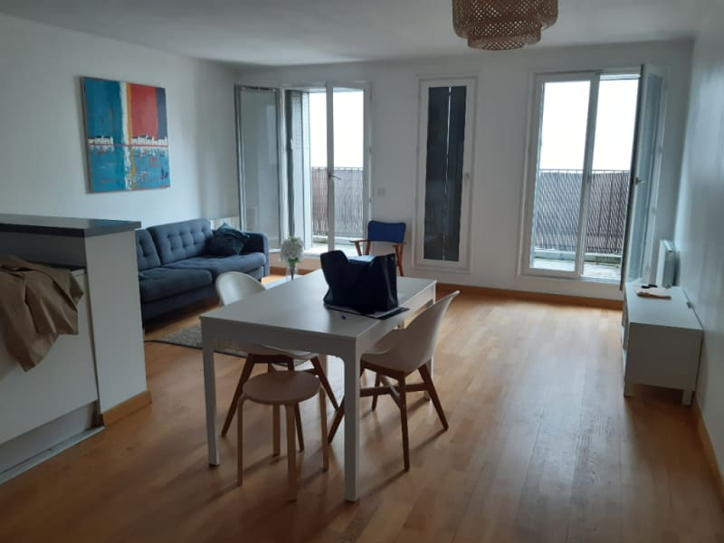 Rental apartment Romainville 1 190€ CC - Picture 2
