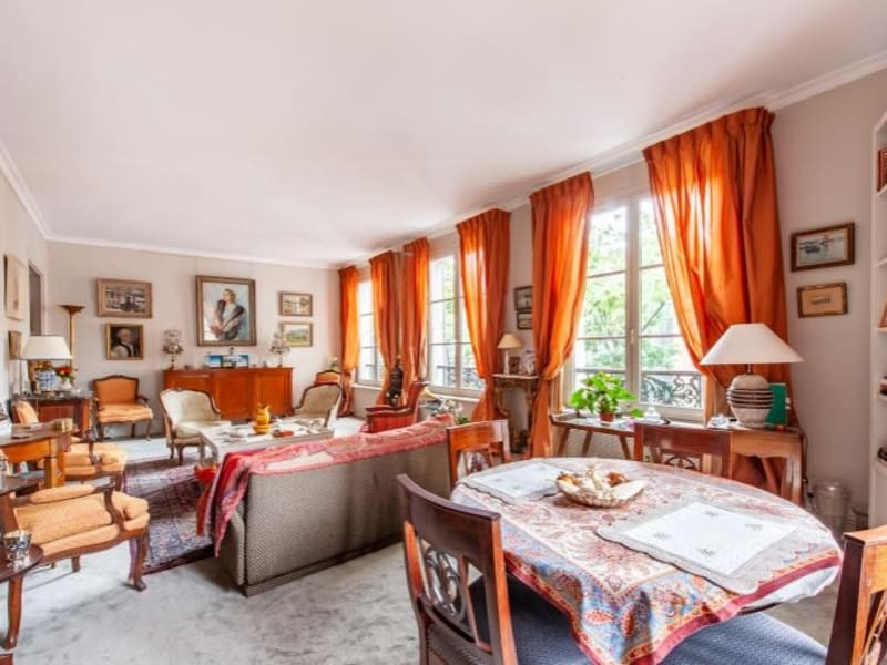 Vente appartement Paris 16ème 990000€ - Photo 2