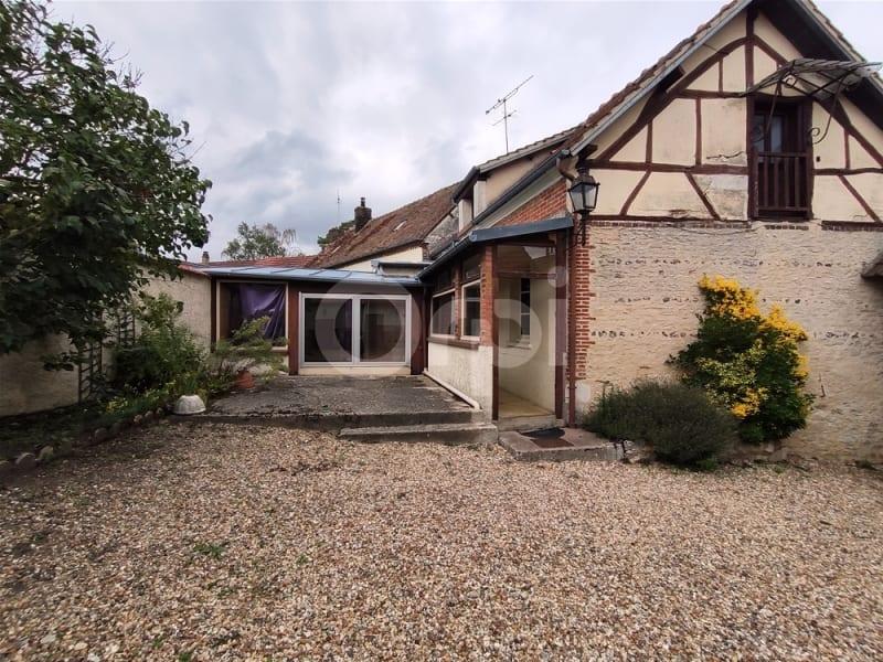 Sale house / villa Tourny 128000€ - Picture 1