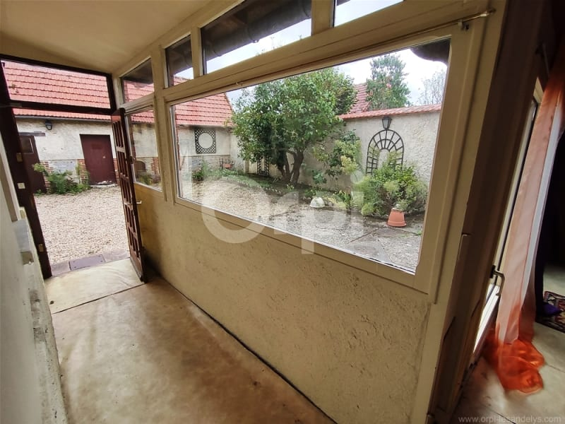 Sale house / villa Tourny 128000€ - Picture 3