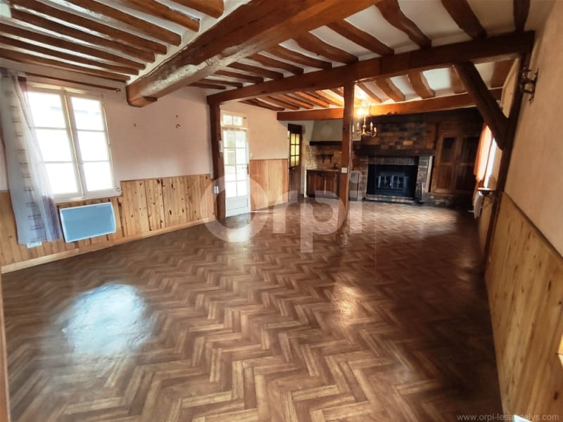 Sale house / villa Tourny 128000€ - Picture 4