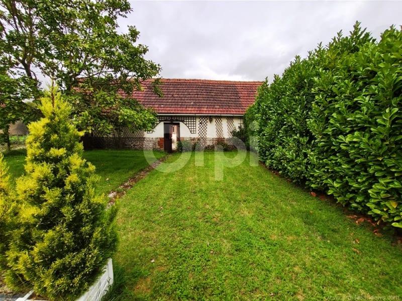 Sale house / villa Tourny 128000€ - Picture 8