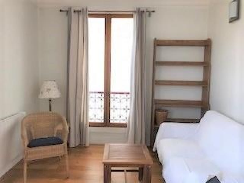 Rental apartment Asnieres sur seine 1 450€ CC - Picture 1