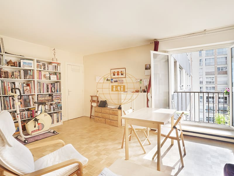 Sale apartment Paris 11ème 535 000€ - Picture 2