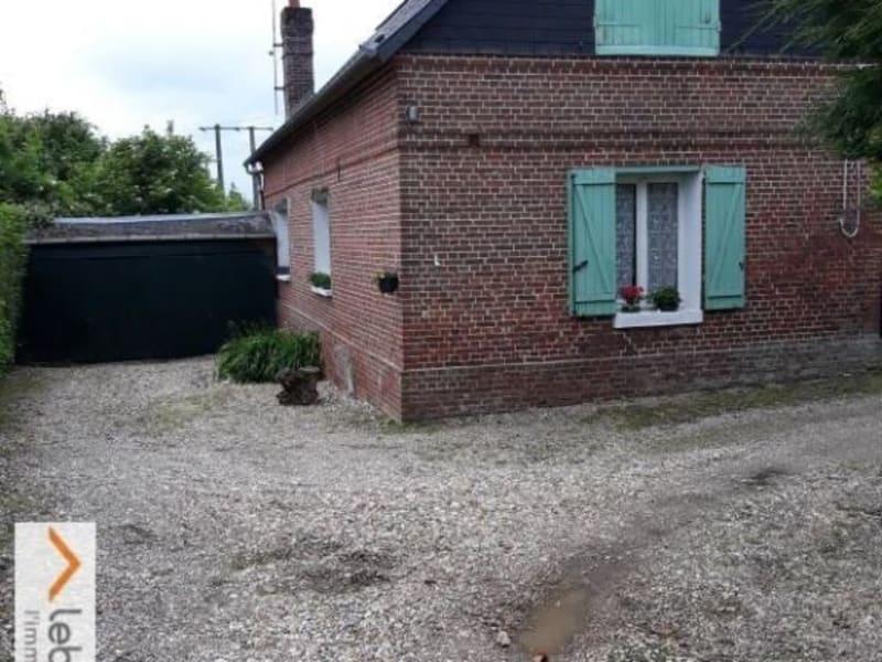 Vente maison / villa Hericourt en caux 128400€ - Photo 2