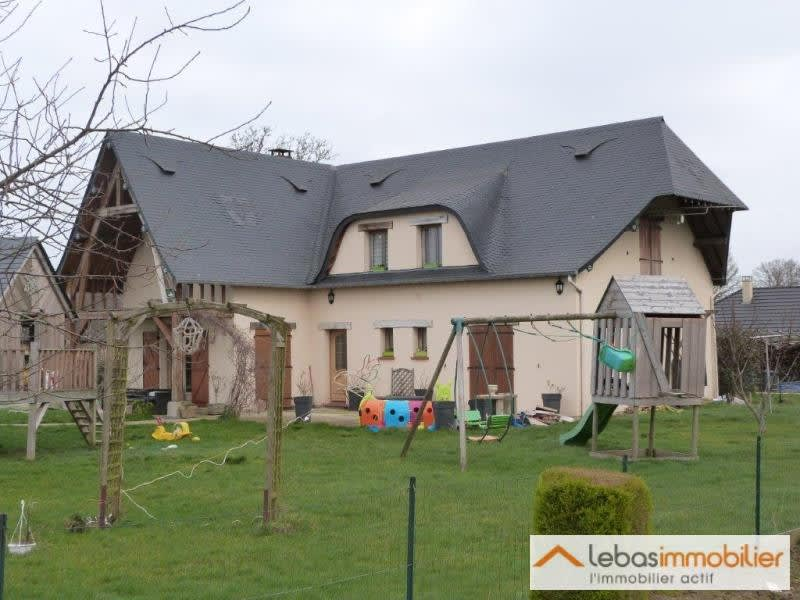 Vente maison / villa Hericourt en caux 245 000€ - Photo 1