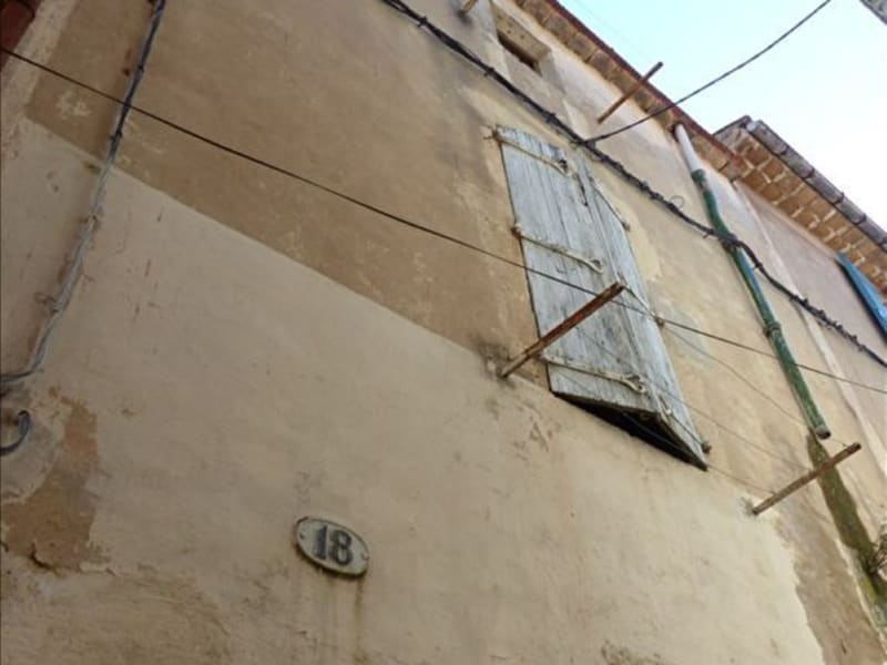 Sale house / villa Beziers 54 000€ - Picture 1