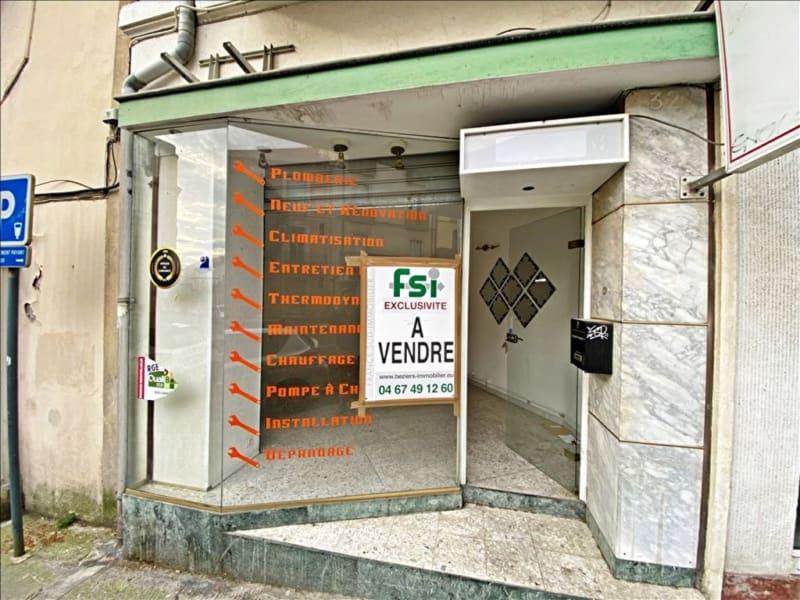 Venta  local Beziers 40000€ - Fotografía 1