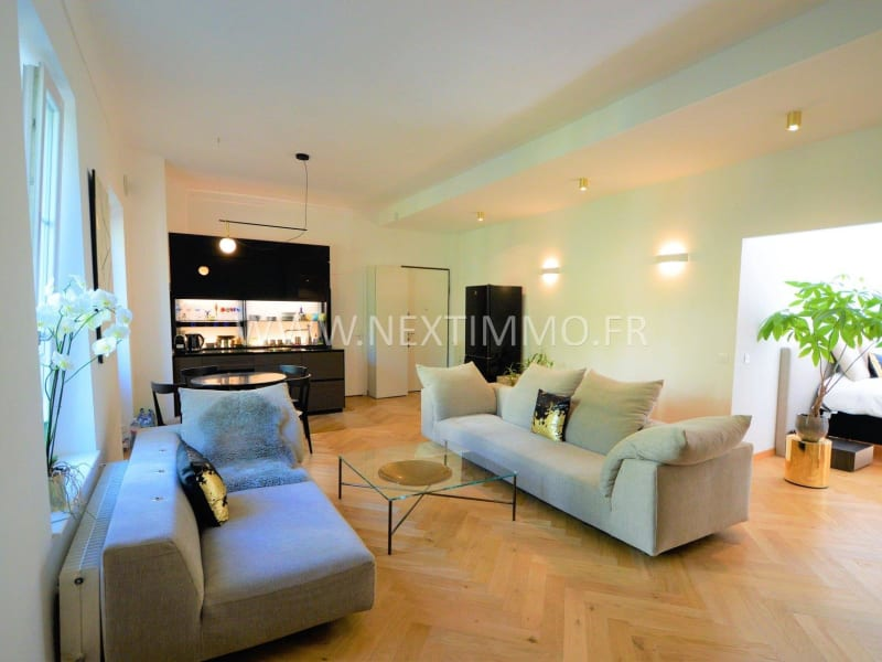 Sale apartment Menton 435 000€ - Picture 2