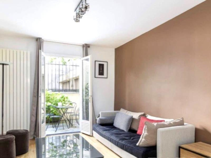 Sale apartment Paris 16ème 550 000€ - Picture 3