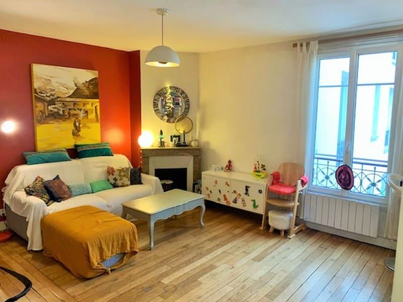 Sale apartment Paris 19ème 615000€ - Picture 1