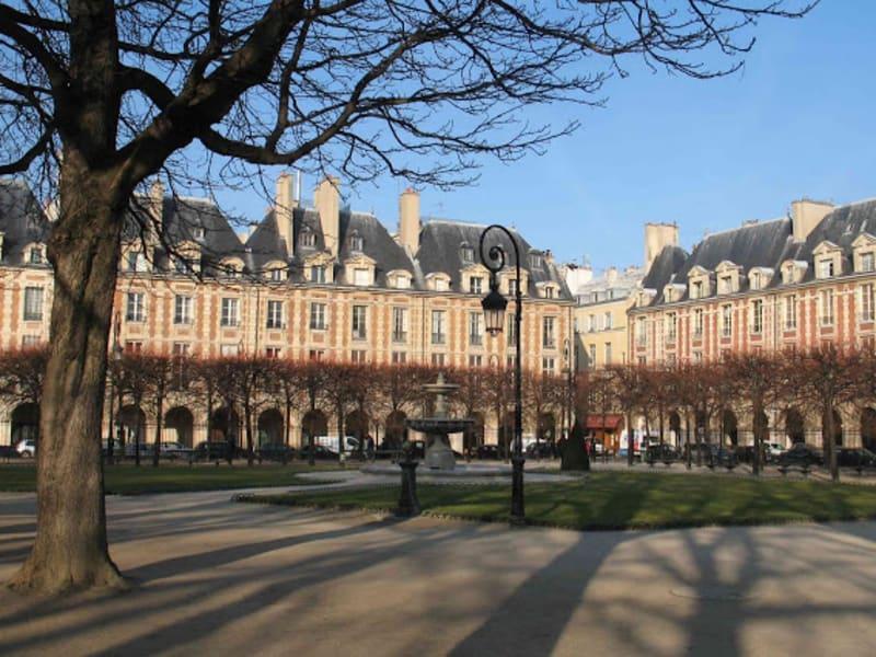Vente appartement Paris 4ème 264000€ - Photo 1