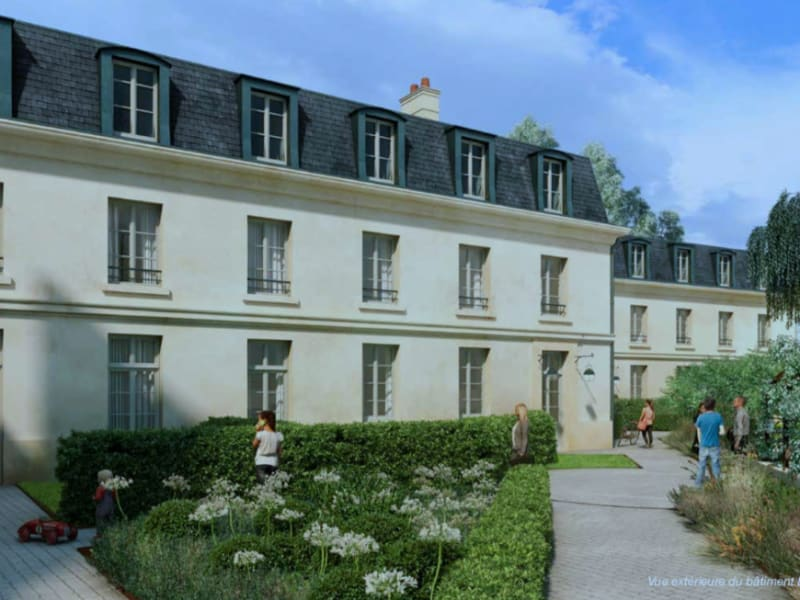 Sale apartment Versailles 803 310€ - Picture 1