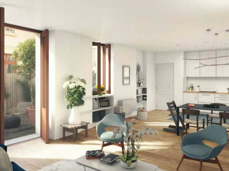 Sale apartment Versailles 920 000€ - Picture 3