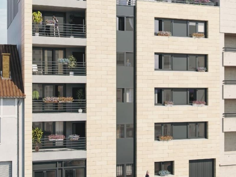 Sale apartment Reims 201 790€ - Picture 1