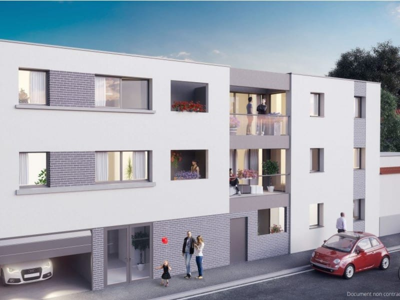Sale apartment Reims 310000€ - Picture 1