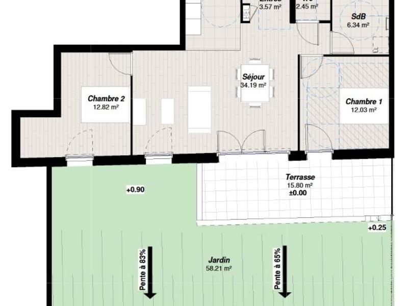 Sale apartment Reims 299828€ - Picture 3