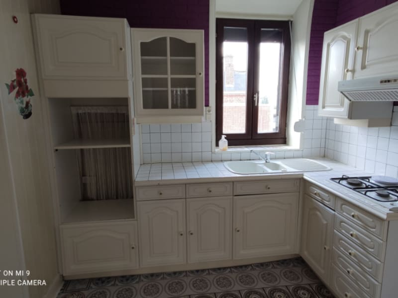 Rental apartment Saint quentin 455€ CC - Picture 2