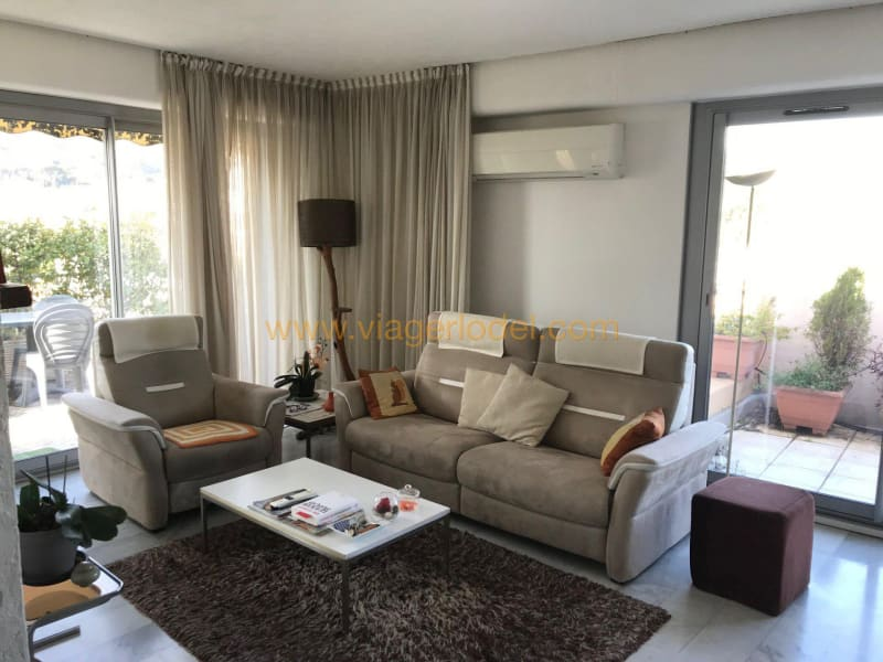 Life annuity apartment Nice 208 000€ - Picture 2