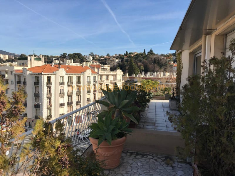 Life annuity apartment Nice 208 000€ - Picture 1