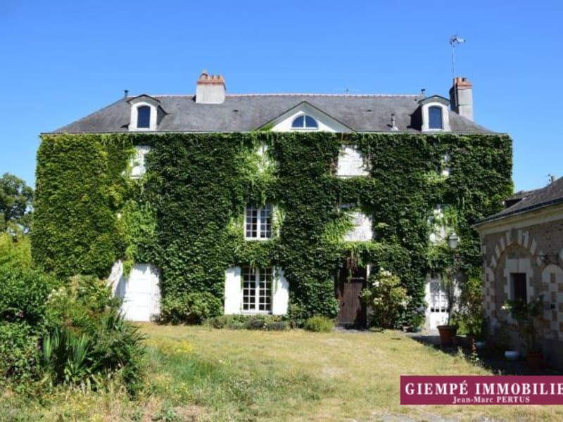 Sale house / villa Mûrs-érigné 1035000€ - Picture 1